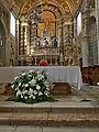 Santuário de Nossa Senhora da Nazaré. Nazaré. Capela-mor.jpg