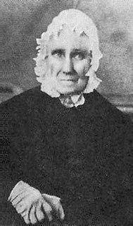 Sarah Bush Lincoln Step Mother of Abraham Lincoln