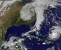 Satellite Eyes First Major Atlantic Hurricane in 3 Years- Gonzalo (15521166396).jpg
