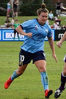 Savannah McCaskill American soccer player