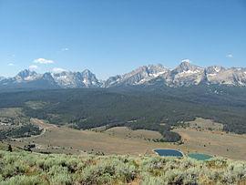 Sawtooth Range (Idaho) - WikiVisually