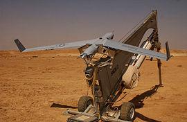 Lanceur de drone