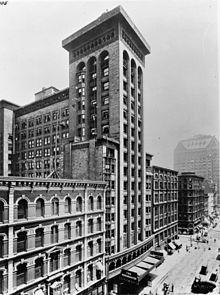 Garrick Theater (Chicago) - Wikipedia