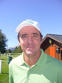 Scott Hend Australian professional golfer