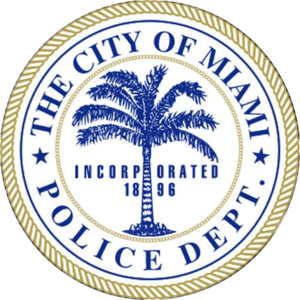 Miami Police Department - Image: Seal of the Miami Police Department