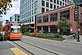 Seattle - SLU streetcar on Terry Avenue 02.jpg