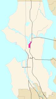 Cascade, Seattle Human settlement in Seattle, Washington, United States