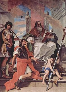 Firmus and Rusticus Martyrs of Verona