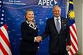 Secretary Clinton Meets With Malaysian Prime Minister Najib Razak (7963174578).jpg