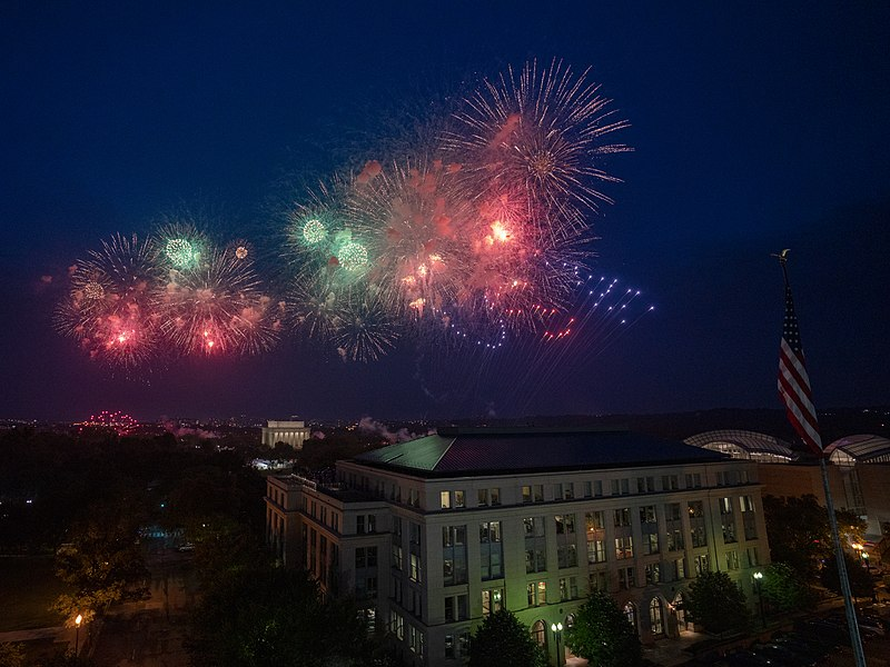 Secretary Pompeo host the Washington Diplomatic Corps to Celebrate the Fourth of July (48204127161).jpg