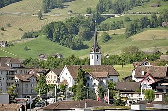 Seewen, Schwyz - Image: Seewen sz 1