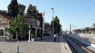 Selçuk railway station railway station in İzmir
