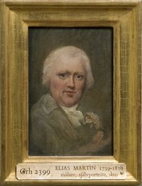Self-Portrait (Elias Martin) - Nationalmuseum - 18079.tif