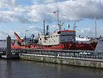 Sentinel at Liverpool Cruise Terminal - 2012-08-31 (15).JPG