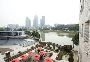 Konkuk University - Konkuk University's Seoul Campus