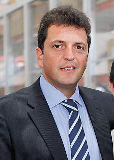 Argentine politico