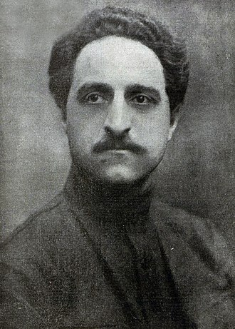 Sergo Ordzhonikidze - Ordzhonikidze in 1926.