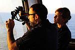 Sextant navigation -- 120415-G-GV559-064 Juniper Underway.jpg