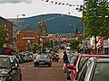 Shankill in Shadow of Divis Mountain. Belfast. - panoramio.jpg