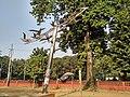 Shantir Paira sculpture at TSC DU (4).jpg