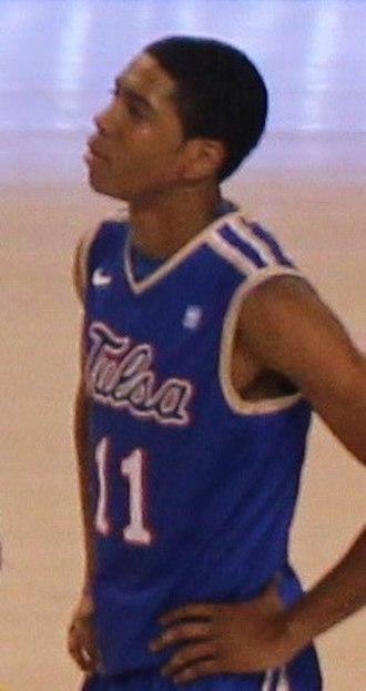 Shaquille Harrison - Harrison (11) for Tulsa
