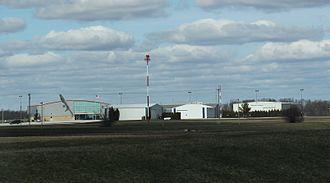 Sheboygan County Memorial Airport - Image: Sheboygan County Airport