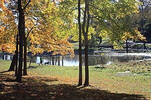 Shelby Park (Nashville) - Image: Shelby Park Nashville 02
