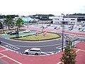 Shibayama Chiyoda Station-Square 200507.jpg