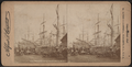 Shipping along South Street, N.Y, from Robert N. Dennis collection of stereoscopic views.png
