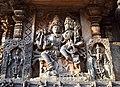 Shiva Parvathi Hoysaleswara Temple Halebid (2).jpg