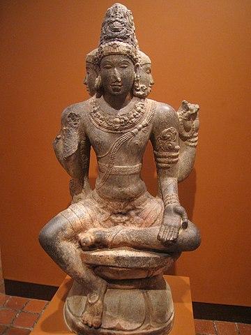 File Shiva As Mahesha Or Brahma South India Tamil Nadu