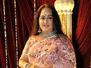 Shoma Anand Indian film and television actress