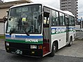 Showa Bus 5817 in Itoshima city.jpg