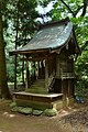 Shrine within the Precinct of Ami Shrine (Takaku, Ami town, Ibaraki prefecture).jpg