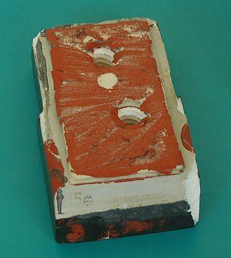 LI-900 - A used tile from Atlantis