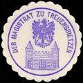 Siegelmarke Der Magistrat zu Treuenbrietzen W0229324.jpg