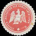 Siegelmarke Etappen-Inspektion der Armee-Abteilung C. W0338391.jpg