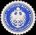 Siegelmarke Kaiserliche Marine - Kommando der Luftschiffabteilung W0225841.jpg