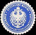 Siegelmarke Kaiserliche Marine - Kommando der Luftschiffabteilung W0225843.jpg
