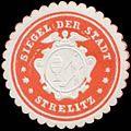 Siegelmarke Siegel der Stadt Strelitz W0348823.jpg