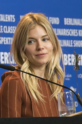Sienna Miller - Miller at the 2017 Berlin Film Festival