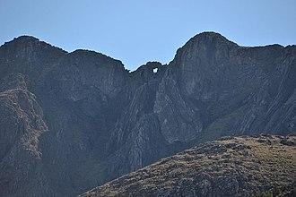 Sierra de la Ventana (mountains) - Image: Sierra Ventana vista desde el mirador