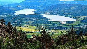 Sigdal - Image: Sigdal, Norway panoramio (2)