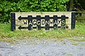 Sign for the Waggonways network - geograph.org.uk - 563857.jpg