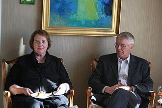 Bishop of Iceland - Image: Sigurðardóttir 2012