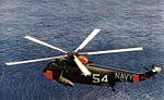 Sikorsky SH-3A Sea King of HS-2 in flight c1963.jpg