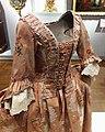 Silesia Brocaded silk robe à la française 02.jpg