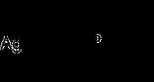 Silver hexafluorophosphate - Image: Silver hexafluorophosphate