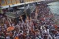 Simhastha Kumbh Mela at Nashik in Maharashtra state.jpg