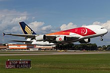 Singapore Airlines fleet - Wikipedia